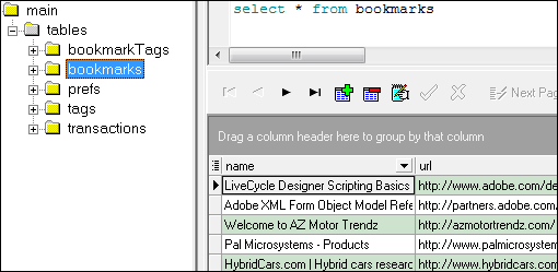 bookmarks.db SQLite