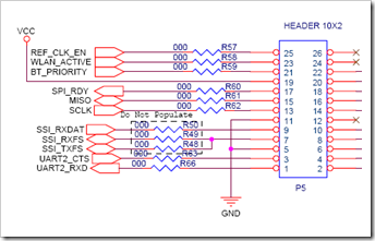 i.MXS Board Circuit