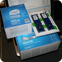 Custom Windows Home Server Intel E5200 DQ45EK