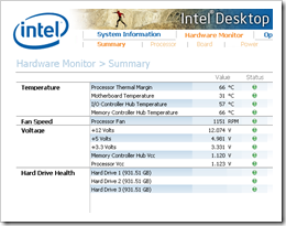 Custom Windows Home Server DQ45EK E5200 Thermalright Ultra-120 Extreme Intel Desktop Utilities